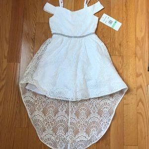 Rare Edition Size7 Kids Party/ Wedding Girls Dress